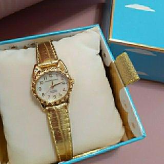 ツモリチサト(TSUMORI CHISATO)の【未使用・箱あり】ツモリチサト まねきねこウォッチ(腕時計)
