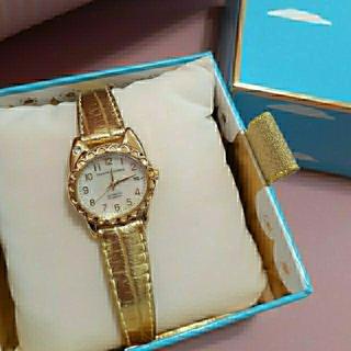 ツモリチサト(TSUMORI CHISATO)のツモリチサト まねきねこウォッチ(腕時計)