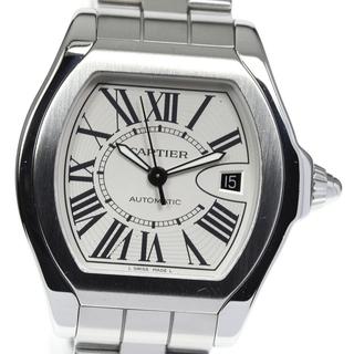 カルティエ(Cartier)の☆良品 カルティエ ロードスターLM W6206017 メンズ 【中古】(腕時計(アナログ))