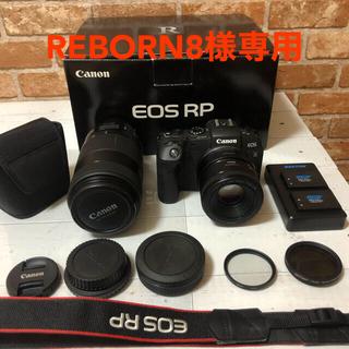 Canon - Canon  ミラーレス一眼カメラEOS RP ボディ