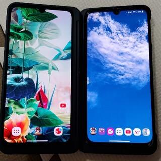 LG Electronics - LG G8x thinQ SIMフリー スマホ。