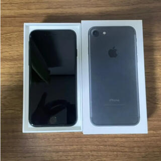 Apple - iPhone 7  128GB  バッテリー89%  調子良好です。