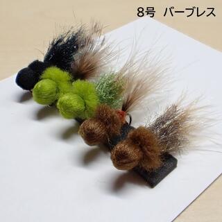 フェザージグ5本セット No.6