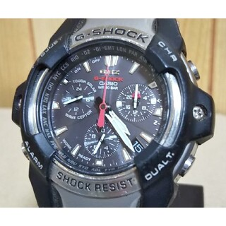 G-SHOCK - CASIO G-SHOCK GS-1000J 電波 ソーラー 腕時計 メンズ