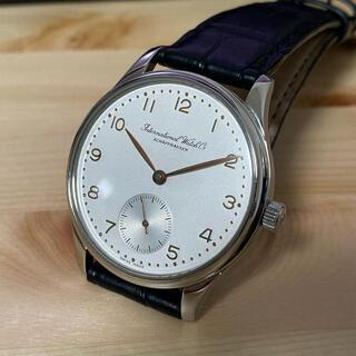 インターナショナルウォッチカンパニー(IWC)のIWCポルトギーゼref3531 スモールポルトギーゼ レア美品(腕時計(アナログ))