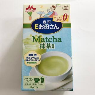 モリナガニュウギョウ(森永乳業)の森永 Eお母さん 抹茶風味(その他)