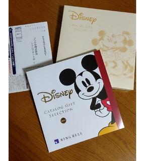 Disney - 未使用 ディズニー カタログギフト リンベル RING BELL