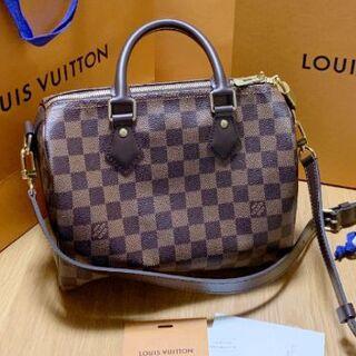 LOUIS VUITTON - 明日まで2021年購入ルイ・ヴィトン Louis Vuitton スピーディ25