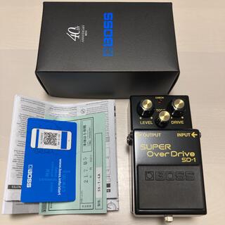 ボス(BOSS)のBOSS SD-1 4A(エフェクター)