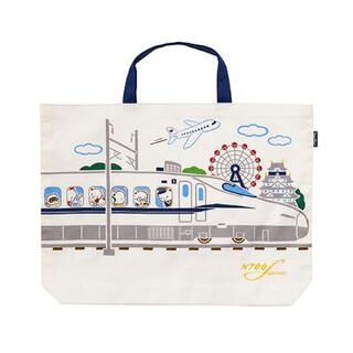 familiar - 【JR東海パッセンジャーズ×familiar】トートバッグ 新品、未使用、完売品