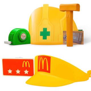 マクドナルド(マクドナルド)のマクドナルド なりきりプロキット&マクドナルド 2個セット(キャラクターグッズ)