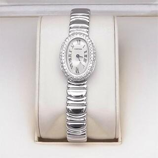 Cartier - カルティエ ミニベニュワール 純正ダイヤモデル