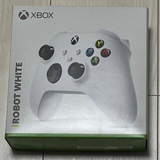 マイクロソフト(Microsoft)のXbox ワイヤレス コントローラー (ロボット ホワイト)(家庭用ゲーム機本体)