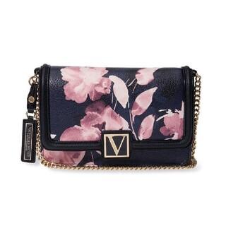 ヴィクトリアズシークレット(Victoria's Secret)の最新作✾可愛い花柄ショルダーバッグ VS 新品タグ付き(ショルダーバッグ)