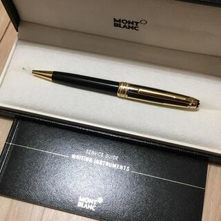 MONTBLANC - モンブラン ボールペン ゴールド&ブラック
