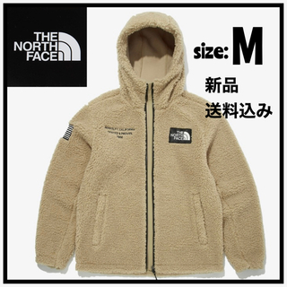 THE NORTH FACE - 【THE NORTH FACE】SNOW CTY ボア フリース キャメル M