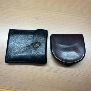 steve mono 財布 コインケース セット(折り財布)