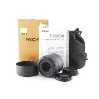 ニコン(Nikon)のNikon AF-S DX MICRO 40mm F2.8G(レンズ(単焦点))