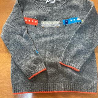 familiar - ファミリア セーター100サイズ
