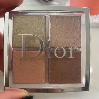 Dior - ディオールバックステージフェイスグロウパレット002