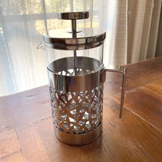 アレッシィ(ALESSI)の【ALESSI 】アレッシ コーヒーメーカー 紅茶 新品未使用(調理道具/製菓道具)
