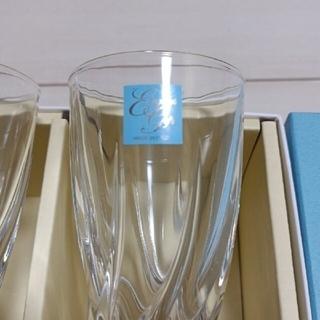 東洋佐々木ガラス - 東洋佐々木ガラス シャンパングラス ペア