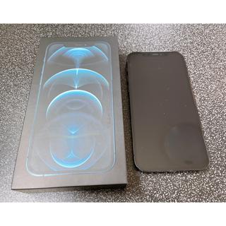 iPhone - 【Simフリー】iPhone12 Pro 128GB パシフィックブルー