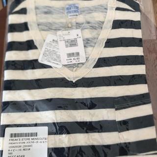 フリークスストア(FREAK'S STORE)のFREAKS'STORE ボーダーT(Tシャツ/カットソー(半袖/袖なし))