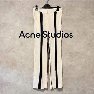 ACNE - Acne Studios アクネストゥディオズ パンツ ライン おしゃれ
