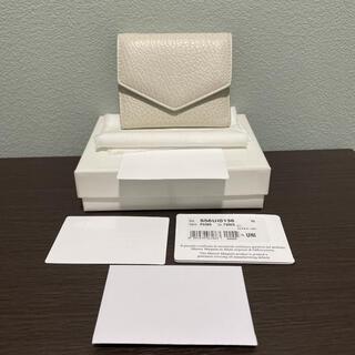 Maison Martin Margiela - メゾンマルジェラ  三つ折り財布 新品未使用