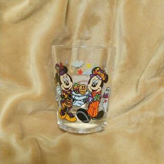 ミッキーマウス(ミッキーマウス)のTDL 2015年 ハロウィン ミッキー&ミニー ショットグラス ガラスコップ(キャラクターグッズ)