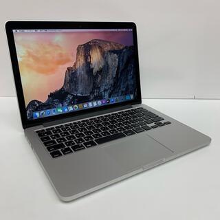 Mac (Apple) - Apple MacBook Pro/13インチRetina/SSD 256GB