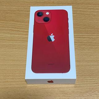 Apple - 未開封品 iPhone 13 mini 128GB 赤 RED SIMフリー