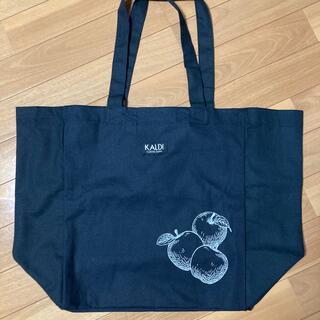 KALDI - カルディ KALDI りんごの日バッグ りんごバッグ トートバッグ 新品未使用