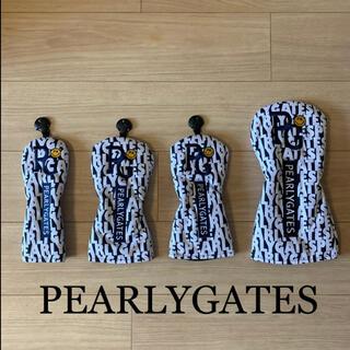 PEARLY GATES - 【新品】 PEARLYGATES パーリーゲイツ ヘッドカバー 4点セット