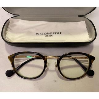ヴィクターアンドロルフ(VIKTOR&ROLF)のVICTOR&ROLF 眼鏡 (サングラス/メガネ)