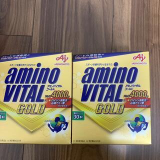 味の素 - アミノバイタル ゴールド 30本入×2箱セット