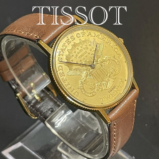 TISSOT - TISSOT ティソ アナログ腕時計