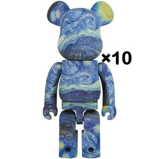 MEDICOM TOY - 10体セット■Vincent van Gogh BE@RBRICK 1000%