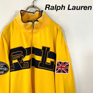 ポロラルフローレン(POLO RALPH LAUREN)のUSA規格 POLO by Ralph Lauren ビッグサイズトラックトップ(ジャージ)