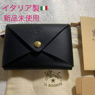 IL BISONTE - 新品未使用☆イルビゾンテカードケース 名刺入れ コインケース