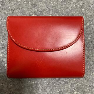 ホワイトハウスコックス(WHITEHOUSE COX)のホワイトハウスコックス ミニウォレット(折り財布)