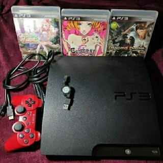 PlayStation3 - PS3【CECH-2100A】(HDD500GB換装)