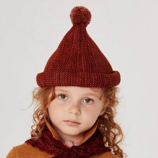 キャラメルベビー&チャイルド(Caramel baby&child )のmisha and puff   2-4y ニット帽(帽子)