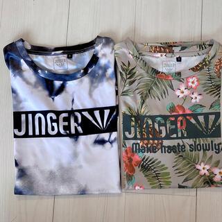 JINGERランニングTシャツ メンズS