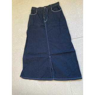 レプシィム(LEPSIM)のLEPSIM ステッチスカート(ロングスカート)