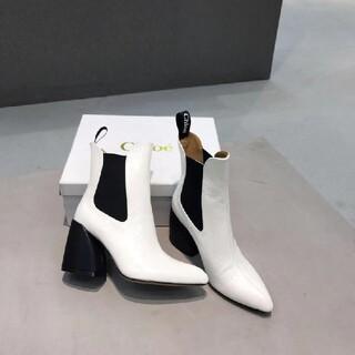 クロエ(Chloe)の新品Chloeサンダル-110081(レインブーツ/長靴)