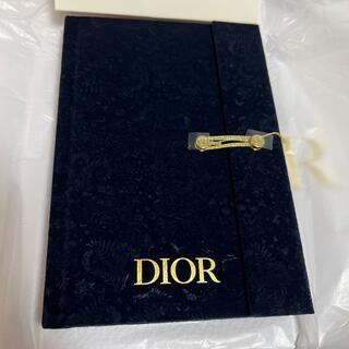 ディオール(Dior)のディオール ダイアリー ノート(ノート/メモ帳/ふせん)
