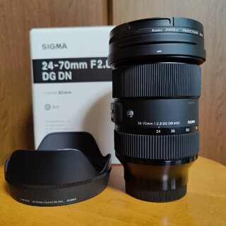シグマ(SIGMA)のSIGMA 24-70mm F2.8 DG DN Eマウント シグマ(レンズ(ズーム))