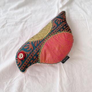 フラゴナール(Fragonard)の[美品] PARI パリFragonard フラゴナール 刺繍 クッション(クッション)